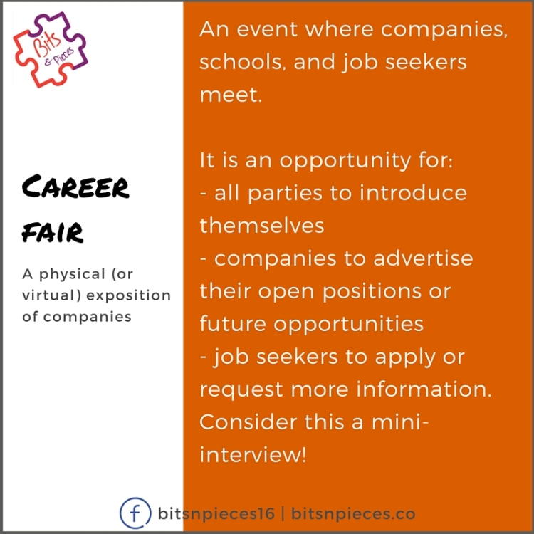 Career Fair Definition